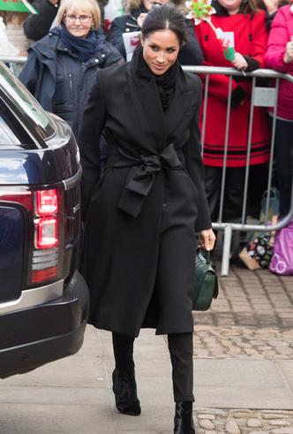 Фото №10 - Эффект Меган Маркл: какие модные бренды прославила супруга принца Гарри