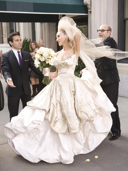 Платье от Vivienne Westwood, 2008 год.