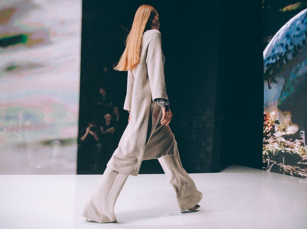 Фото №10 - Четвертый день Mercedes-Benz Fashion Week Russia 2017