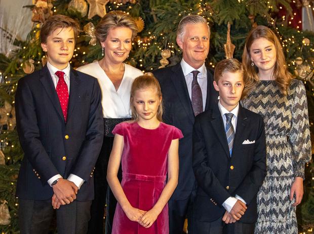 Фото №4 - Надежда Короны: дети, которые станут королями и королевами в будущем