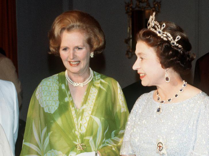 Фото №1 - Холодная война: другая правда об отношениях Королевы и Маргарет Тэтчер