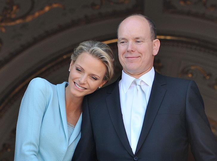 Фото №1 - Счастливы вместе: князь Альбер и княгиня Шарлен