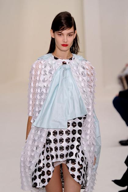 Кутюрная коллекция Christian Dior, весна-лето 2014