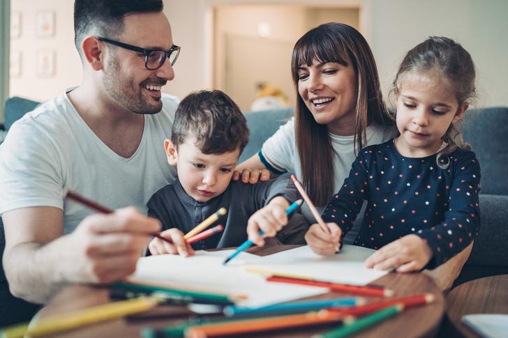 Как развлечь детей на карантине: игры с бумагой