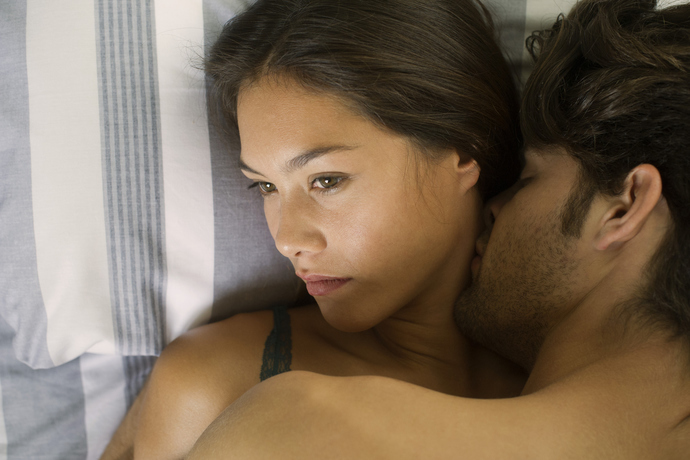 What if you're happy with everything except sex in a relationship?