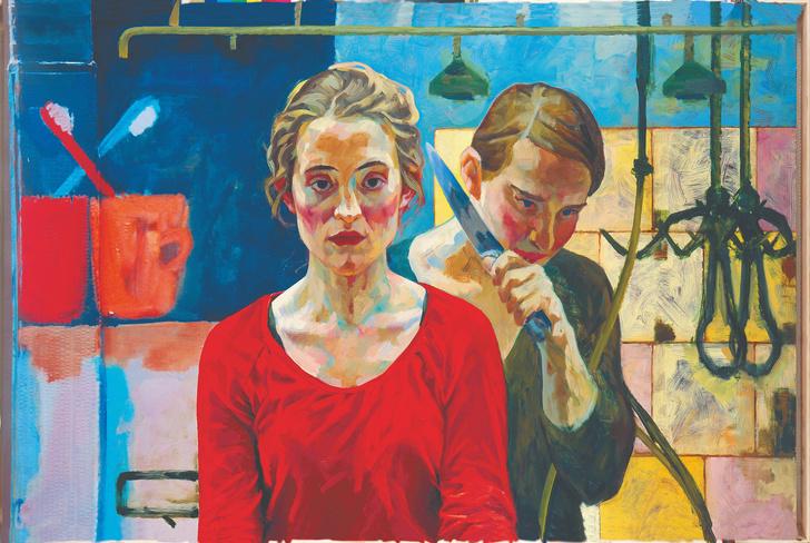 Фото №1 - Выставка австрийской художницы Ксении Хауснер в Пушкинском музее