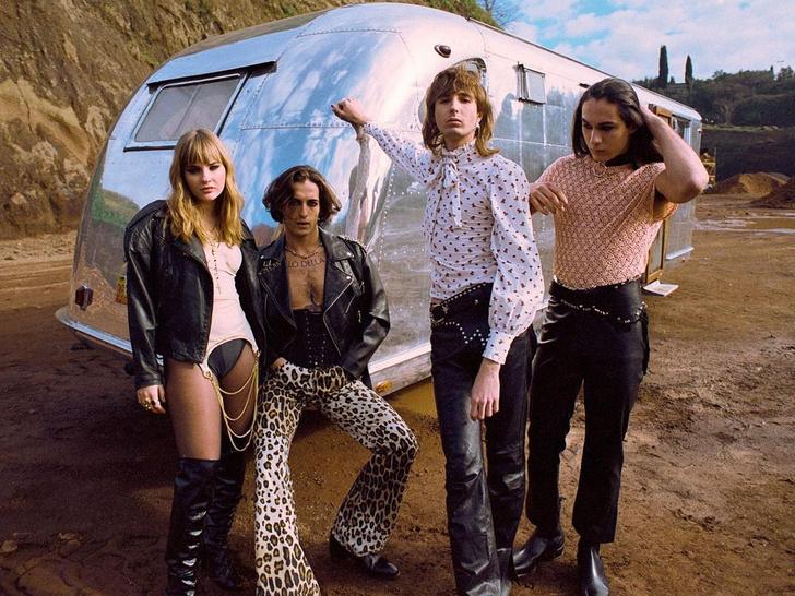 Фото №13 - Самая модная группа нашего времени: разбираем яркий и безумный стиль Maneskin