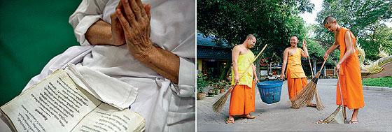 Фото №3 - Таиланд: из жизни медитирующих