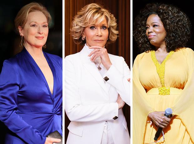 Фото №1 - Мода без возраста: самые стильные звезды старше 60 лет