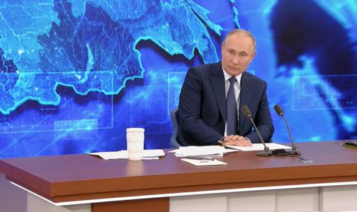 Фото №1 - Путин поручил проконтролировать новогодние выплаты медикам за работу с ковидными пациентами
