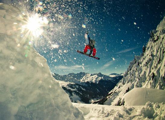 Фото №1 - Лучшие сноубордисты Росии борются за премию Russian Snowboard Awards 2012