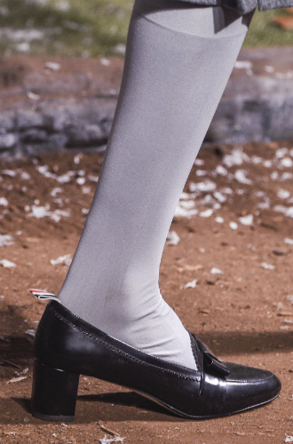 Фото №30 - Самая модная обувь сезона осень-зима 16/17, часть 1