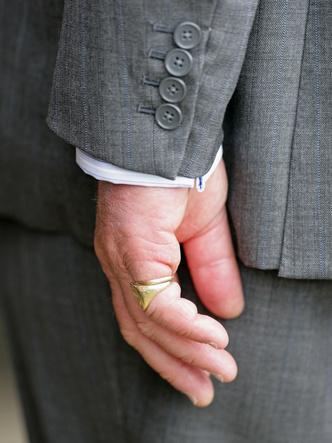 Фото №5 - Почему мужчины королевской семьи не носят обручальные кольца