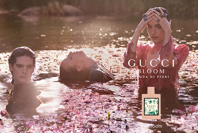 Фото №4 - Ароматы лета в одном флаконе: Gucci Bloom Acqua di Fiori