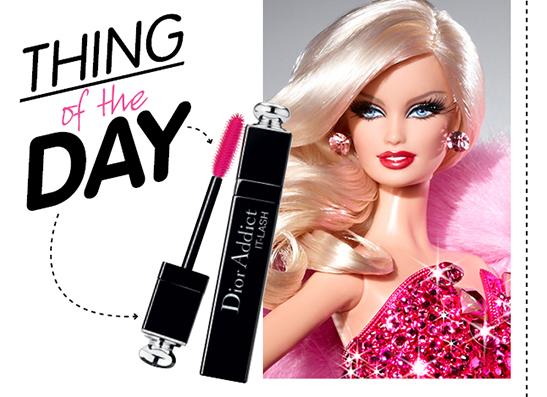 Фото №1 - Средство дня: тушь для ресниц Dior Addict