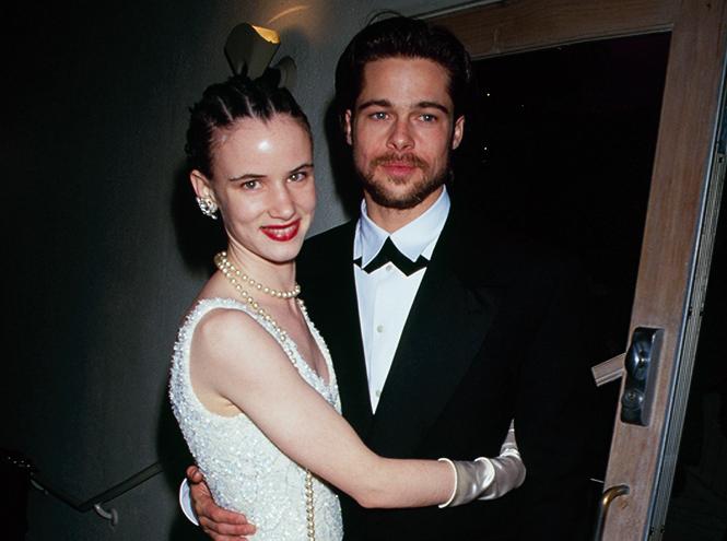 Фото №5 - 8 неожиданных звездных пар: с кем встречались знаменитости в молодости