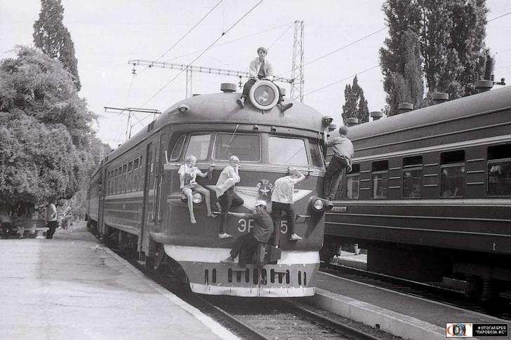 Фото №10 - Топ-10 экстремальных развлечений из советского детства