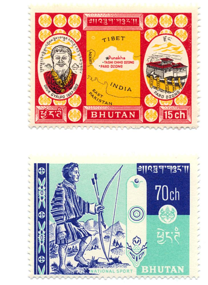 Фото №7 - История авантюриста Барта Тодда, который с помощью почтовых марок изменил экономику целой страны