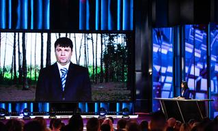 Воля и Харламов открыли новый сезон Comedy Club