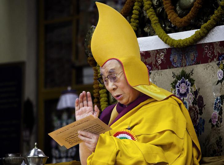 Фото №2 - Детали костюма: на вершине Тибета