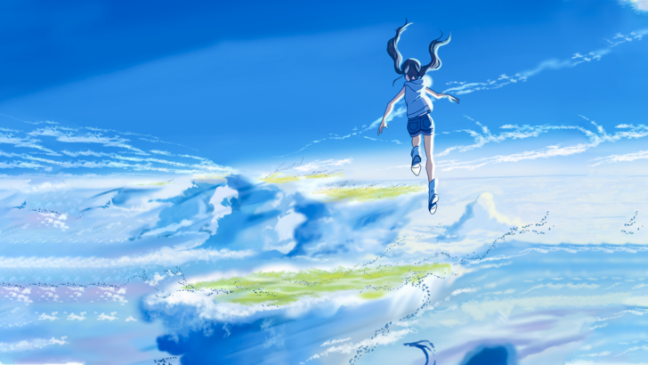 Фото №3 - MAXIM рецензирует «Дитя погоды» Макото Синкая— наверное, самое грандиозное аниме десятилетия