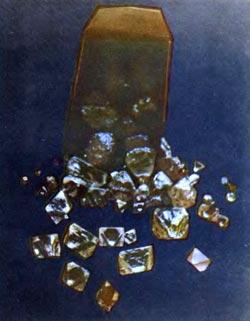 Фото №3 - И шепот звезд, и блеск алмазный