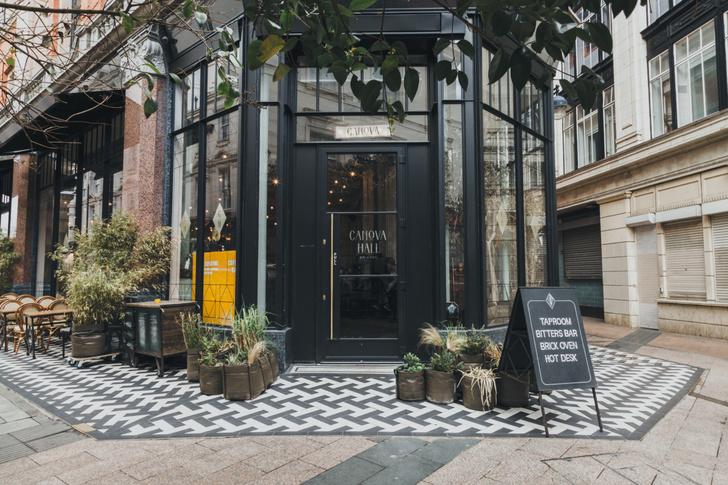 Фото №8 - Ресторан в универмаге XIX века в Лондоне