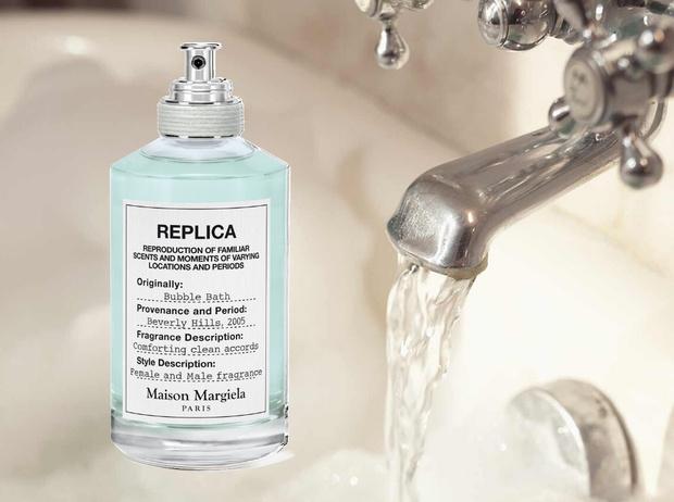 Фото №1 - Аромат дня: Bubble Bath от Maison Margiela