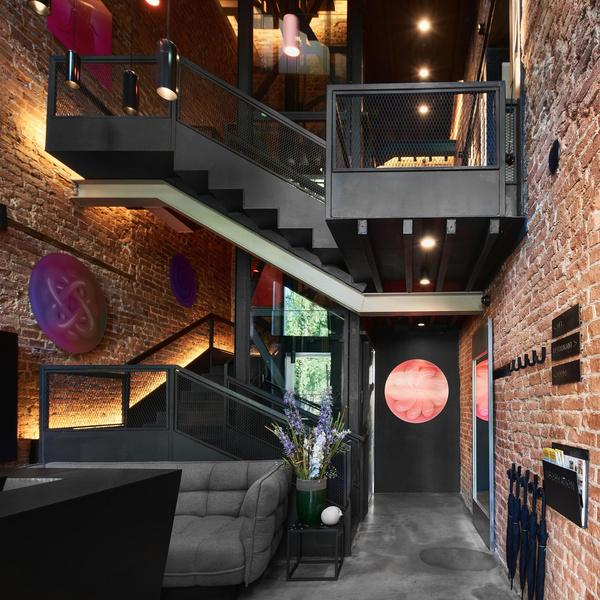Фото №8 - На выходные в Питер: пять мини-отелей с хорошим дизайном