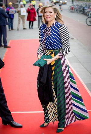 Фото №7 - Стильная Максима: 5 модных правил королевы Нидерландов