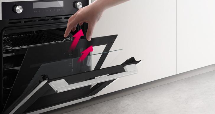 Фото №3 - Семейный очаг: на что обратить внимание при выборе техники для кухни