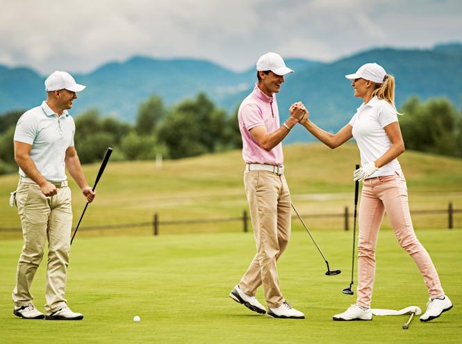 Фото №9 - Новый тренд: женский гольф