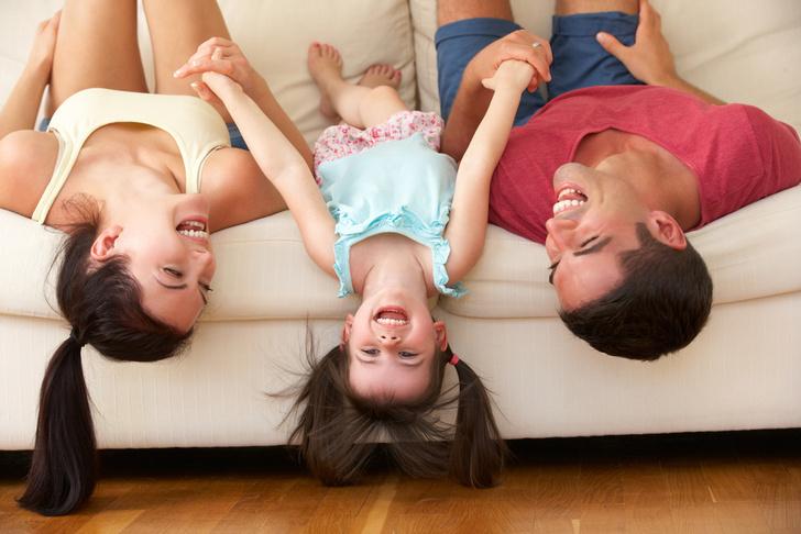 Фото №1 - Способность смеяться заложена в ДНК человека