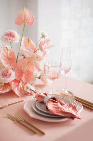 Фото №15 - Свадебный сезон 2017: модные палитры и детали, которые сделают свадьбу по-настоящему стильной