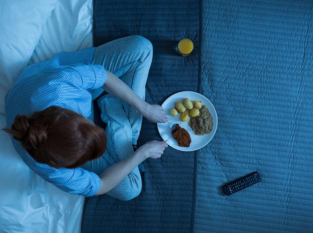Фото №2 - Продукты, которые можно есть перед сном