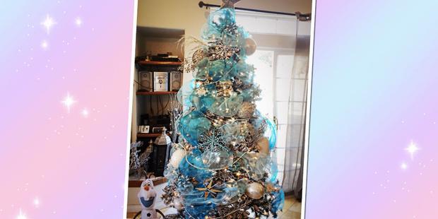 Фото №8 - Как необычно украсить елку? Целых 10 вариантов