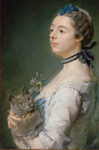Фото №7 - 7 фактов о женщинах и кошках