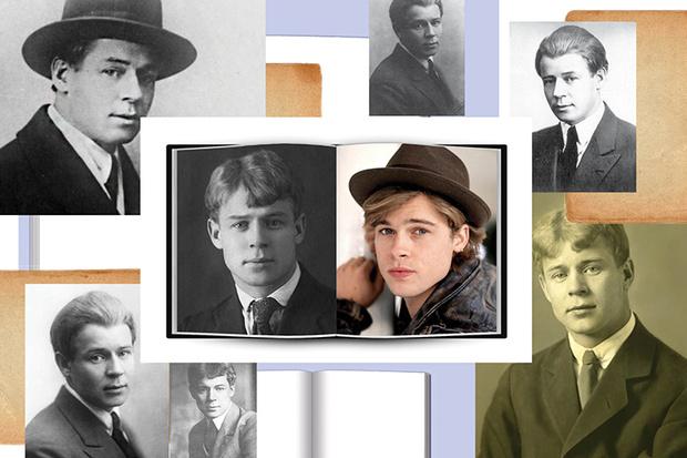 Фото №2 - 10 самых симпатичных писателей