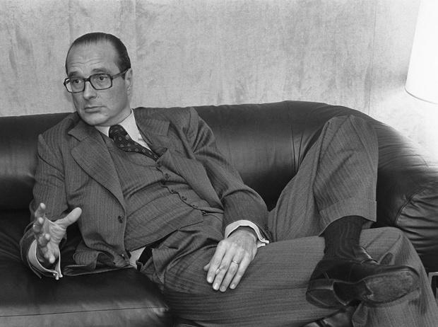 Фото №7 - Каким был Жак Ширак: 18 неформальных фото экс-президента Франции