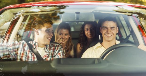 Фото №1 - Какое место в автомобиле самое безопасное