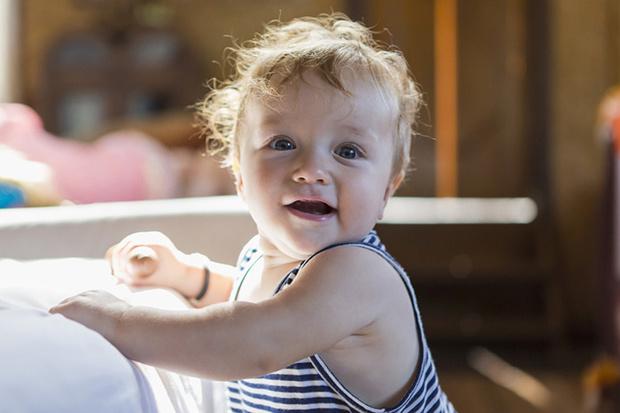 Фото №5 - Развитие малыша от рождения до года: большие достижения