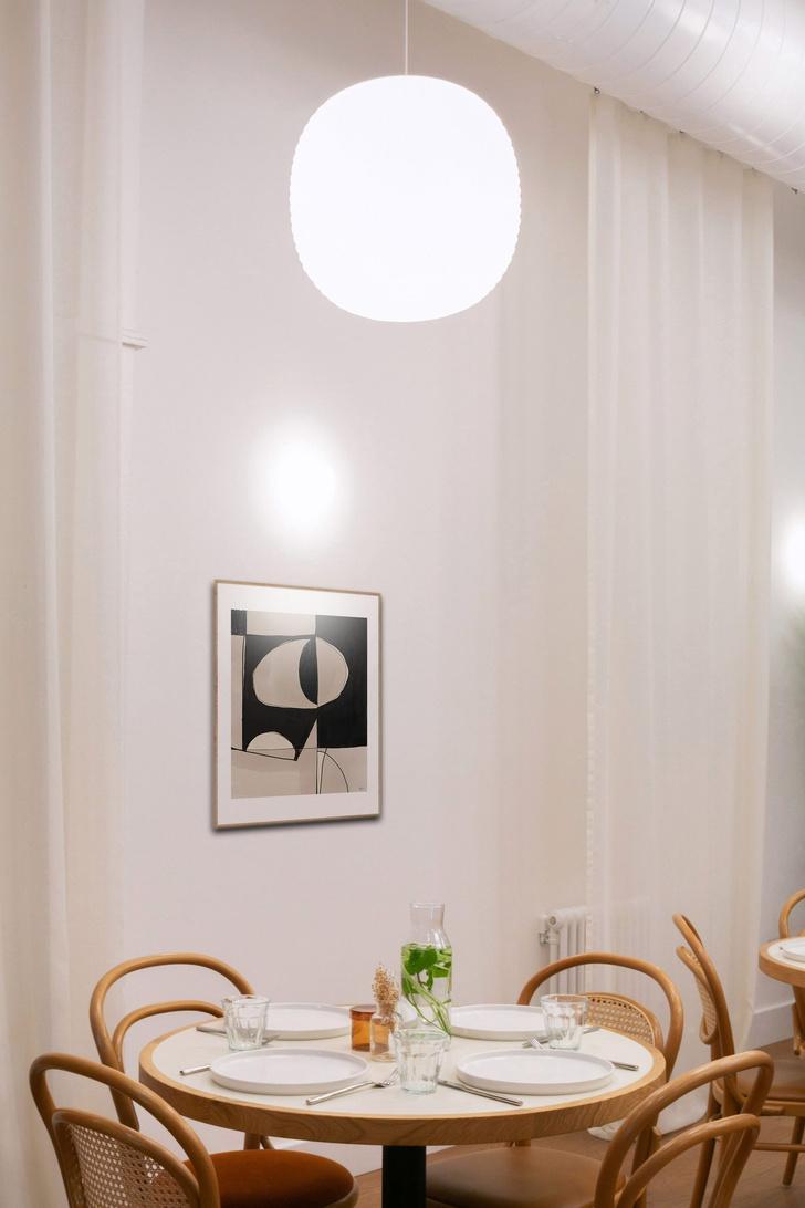 Фото №6 - Оранжевое кафе Beam в Лондоне