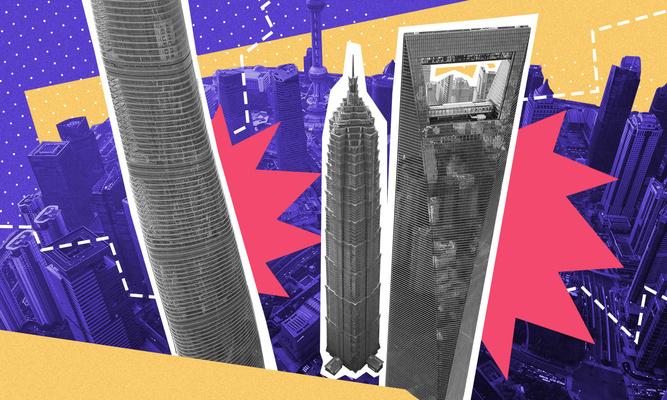 Фото №1 - Тест: правда и ложь о самых высоких зданиях мира