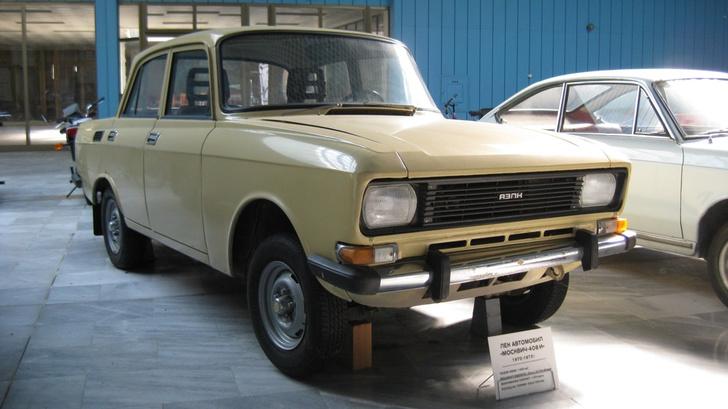 Фото №9 - Советские автомобили, которые выпускали за границей
