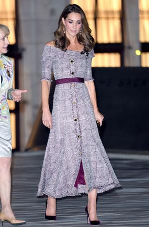 Фото №18 - Десять лет во дворце: как Кейт Миддлтон навсегда изменила королевский стиль