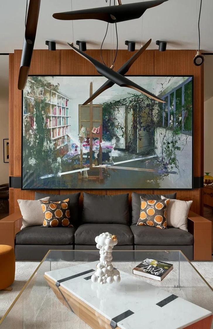 Фото №10 - Домашняя коллекция: какие произведения искусства есть дома у коллекционера Кристины Краснянской