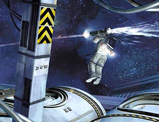 Фото №3 - Звездные войны эпохи «звездных войн»