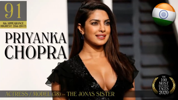 Фото №4 - Международный рейтинг: 100 самых красивых женских лиц 2020 года