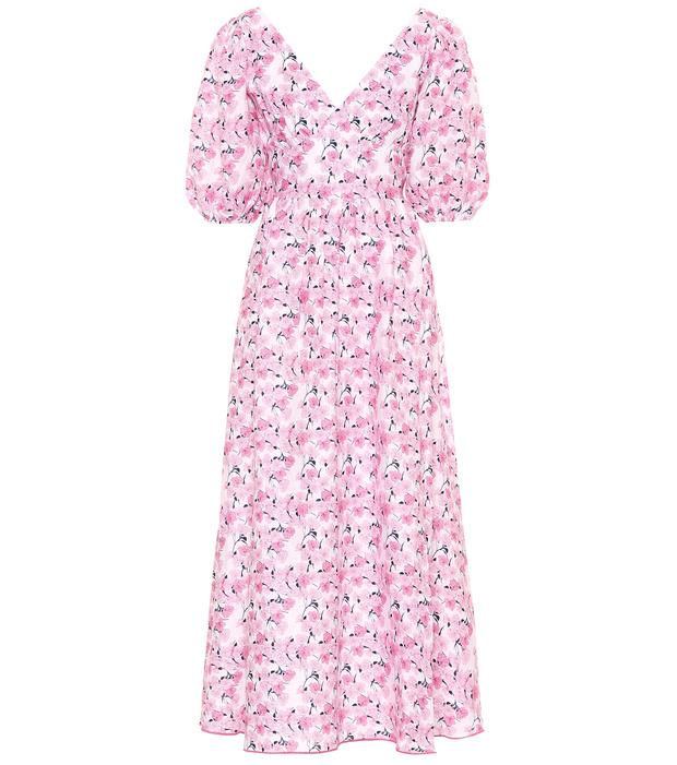Фото №9 - 15 цветочных розовых платьев как у Селены Гомес в новом видео De Una Vez