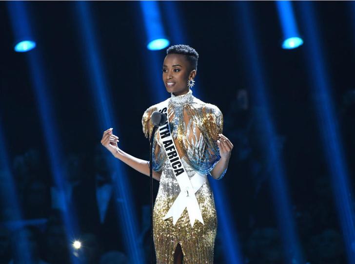 Фото №1 - «Мисс Вселенная 2019»: 5 фактов о Зозибини Тунзи